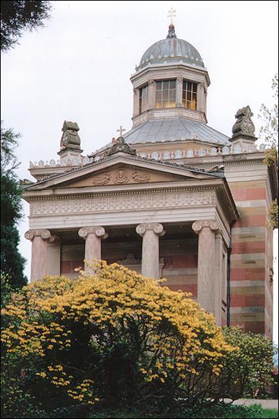 Stourdza Kapelle Baden-Baden